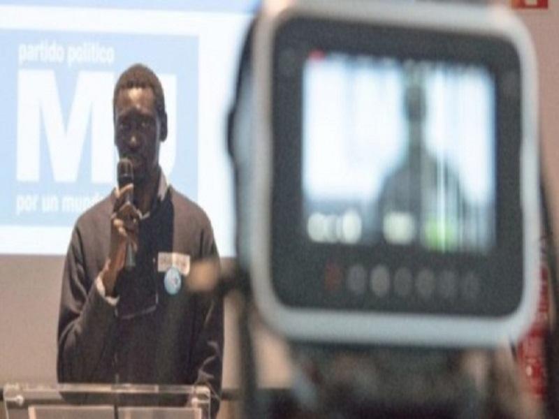 Espagne : le Sénégalais Augustin Marie Ndour candidat aux législatives