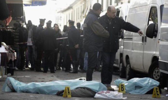 Nantes: un homme tué par balle en plein centre-ville
