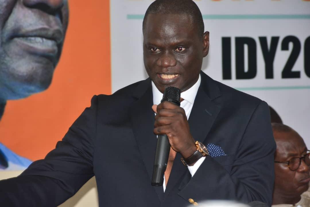 Le Docteur Abdourahmane Diouf atterrit à la Présidence du CIS