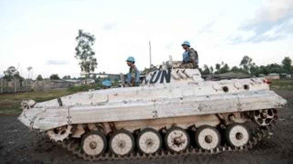 Fermeture progressive de la MONUSCO en RDC