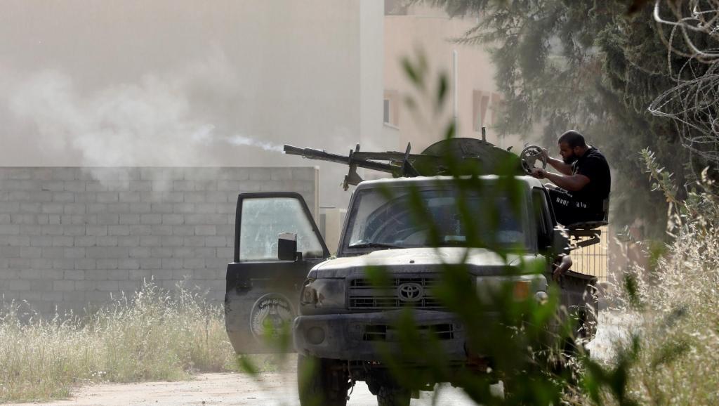 Le gouvernement de Tripoli critique la communauté internationale et la France