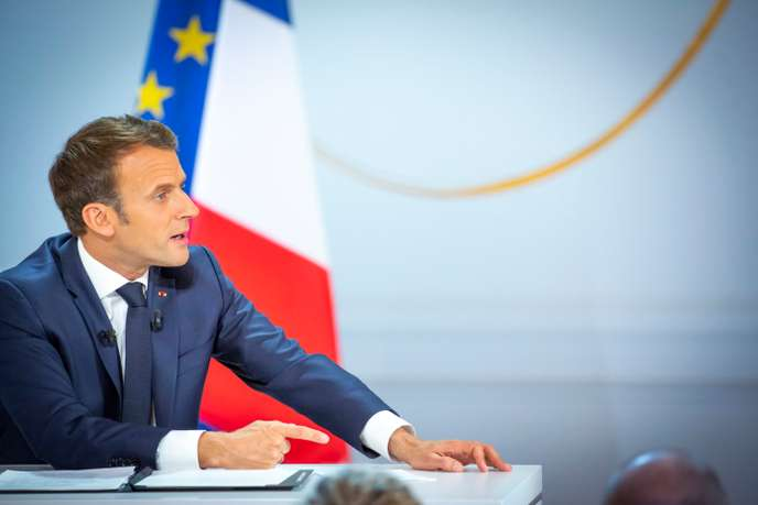 Emmanuel Macron veut solidifier son socle électoral