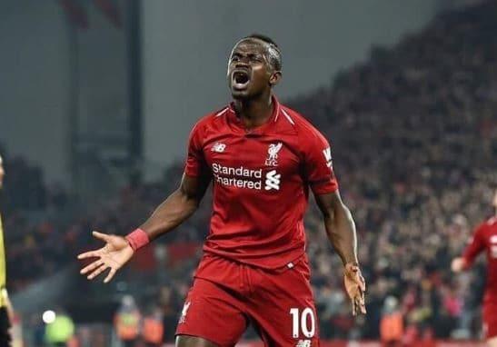 Liverpool-Huddersfield: Sadio Mané marque son 19e et 20e buts en championnat