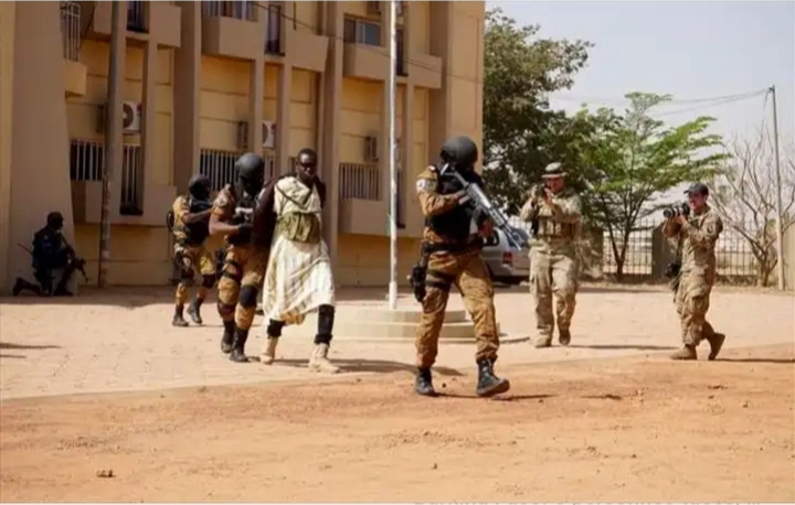 Burkina Faso: six morts dans une attaque djihadiste