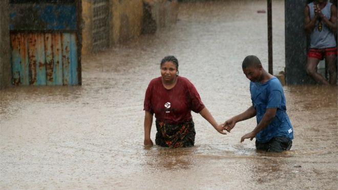 La situation au Mozambique est 'pire que prévu'