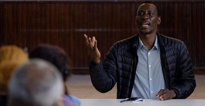 Luc André Diouf, d'origine sénégalaise élu député, une première en Espagne !