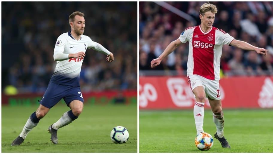LdC : Tottenham-Ajax, les compos probables