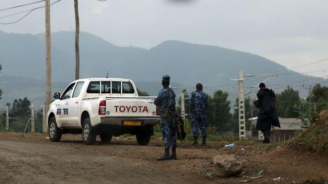 Violences intercommunautaires en Ethiopie