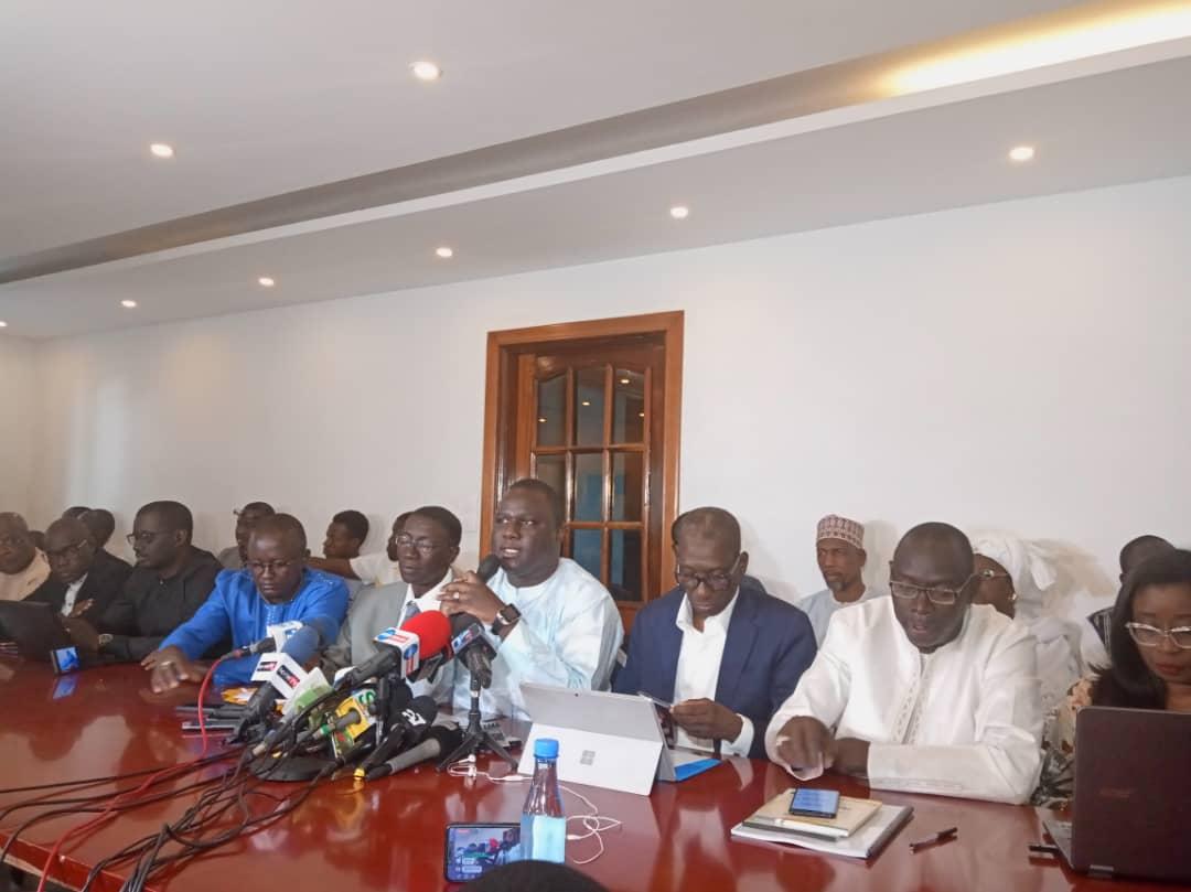 Livre de Idy sur la Présidentielle: Déthié Fall déclare que la victoire de Macky n'est pas électorale mais technique