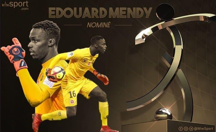 Meilleur gardien de la saison en Ligue 1:  Edouard Mendy parmi les 5 nominés
