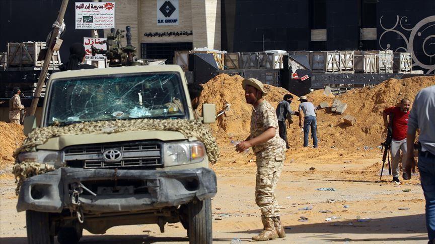 Libye : Le bilan des combats à Tripoli s'alourdit à 376 morts