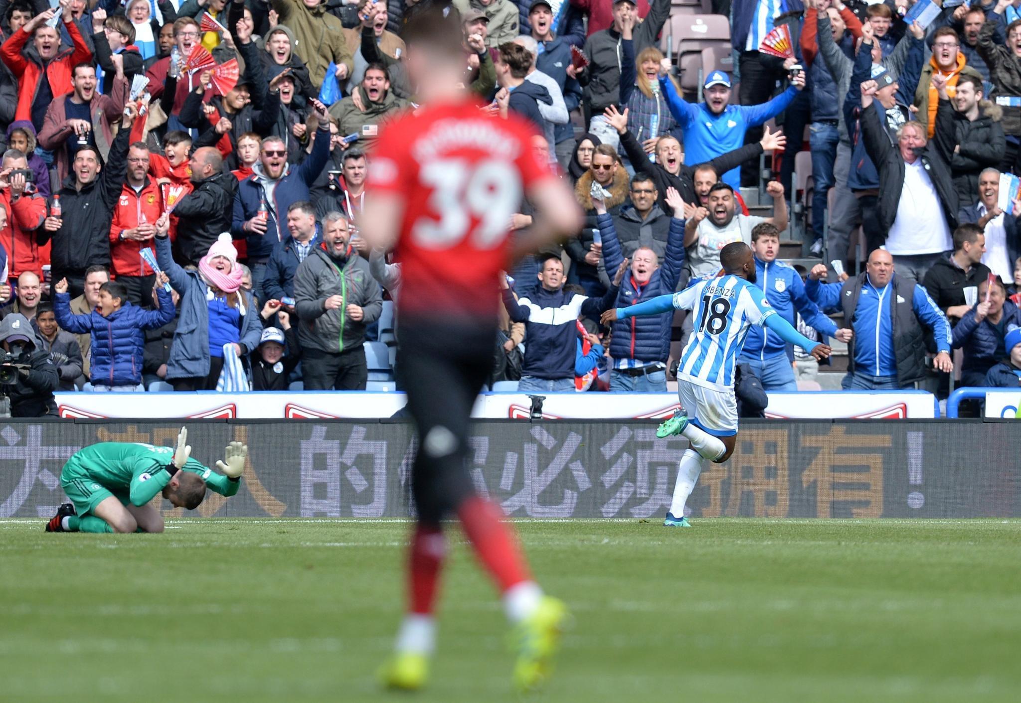 Premier League: Manchester United ne jouera pas la Ligue des Champions