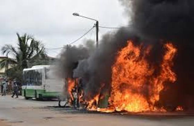 Niger: au moins 55 morts après l'explosion d'un camion-citerne
