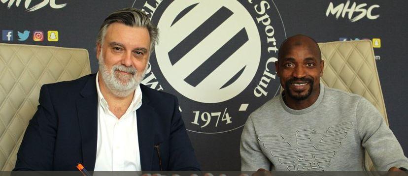 Officiel ! Souleymane Camara prolonge avec Montpellier