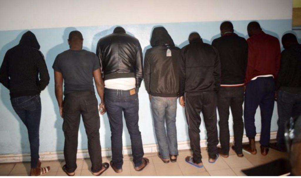 Association de malfaiteurs: la Sûreté Urbaine démantèle un