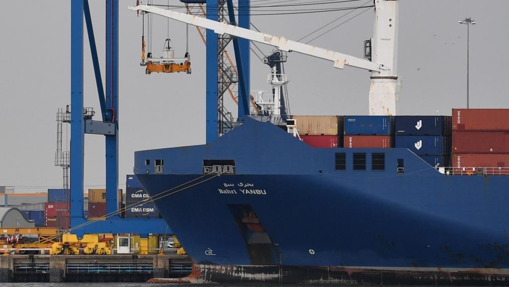 Yémen: la France confirme le chargement d'armes sur un cargo saoudien