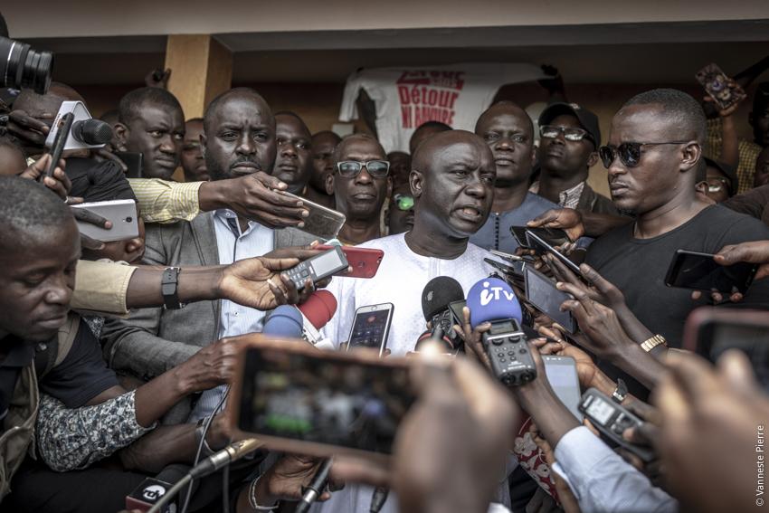 L'opposition décide finalement de déférer à la convocation de Aly Ngouille Ndiaye