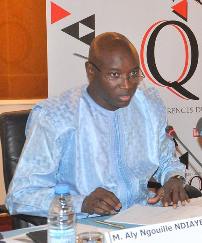 """Aly Ngouille Ndiaye ouvre la rencontre avec l'opposition: """"Il faut bannir la politique de la chaise vide"""""""