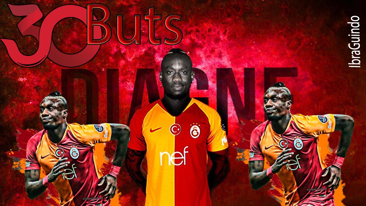 Grace à son doublé, Mbaye Diagne au panthéon des grands artilleurs africains de l'histoire du foot turc