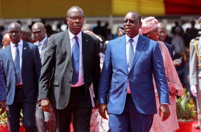 Souleymane Ndéné Ndiaye annonce sa candidature à la Présidentielle de 2024