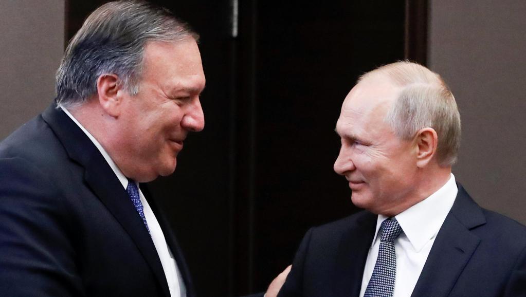 Vladimir Poutine souhaite «rétablir des relations complètes» avec Washington