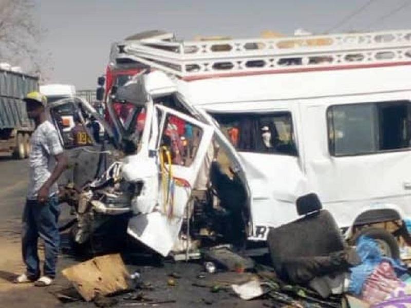 Rapport de l'accident meurtrier à Nioro: aucun des deux véhicules n'étaient en règle