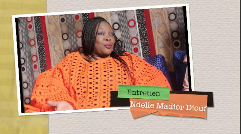 Anecdote Ramadan - Ndella Madior Diouf et ses difficultés à accomplir régulièrement les prières depuis...