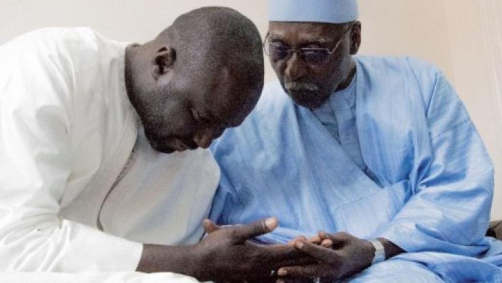 Tivaouane: le khalife général des Tidianes soutient Abdou Karim Fofana dans sa lutte contre l'insalubrité