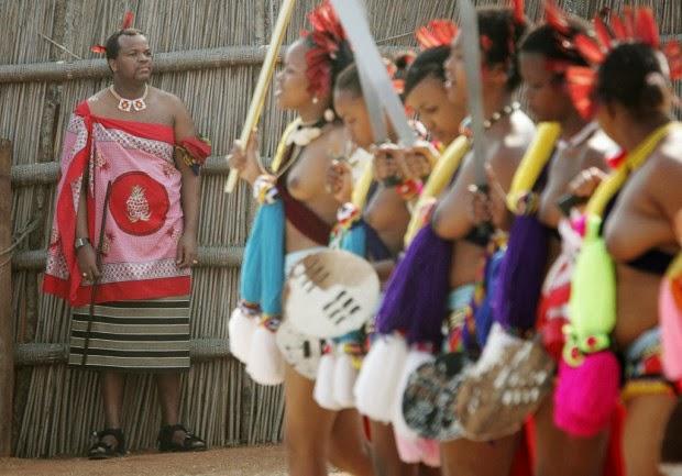Eswatini: Tout homme qui n'épouse pas plus d'une femme risque la prison