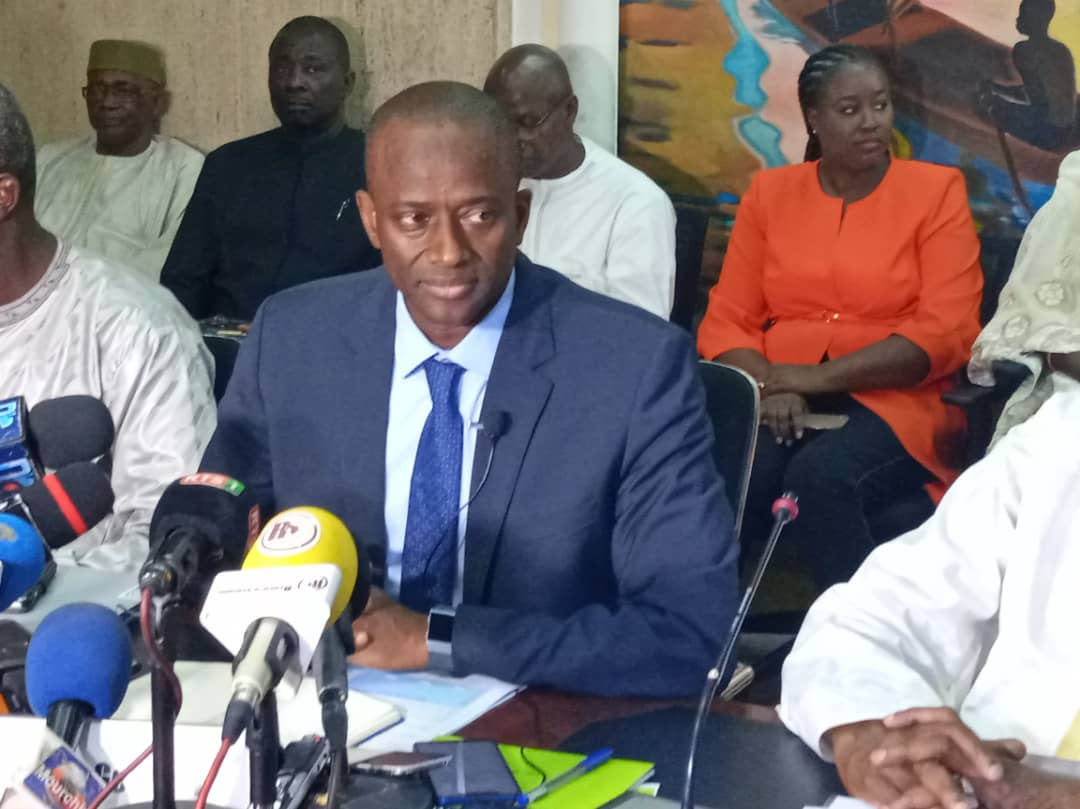 Le Port autonome de Dakar réalise un bénéfice de 9 milliards de F CFA, selon son directeur général