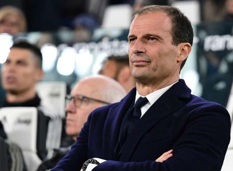 OFFICIEL : Allegri quitte la Juventus Turin