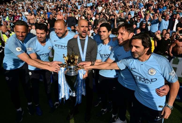 Manchester City en quête d'un triplé historique