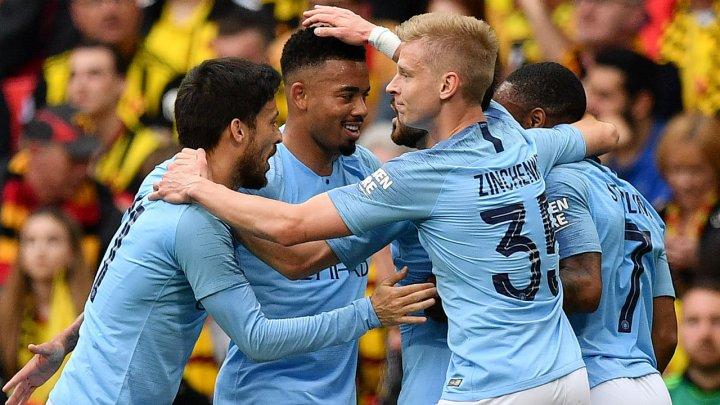 Manchester City remporte la Cup et réalise un triplé historique