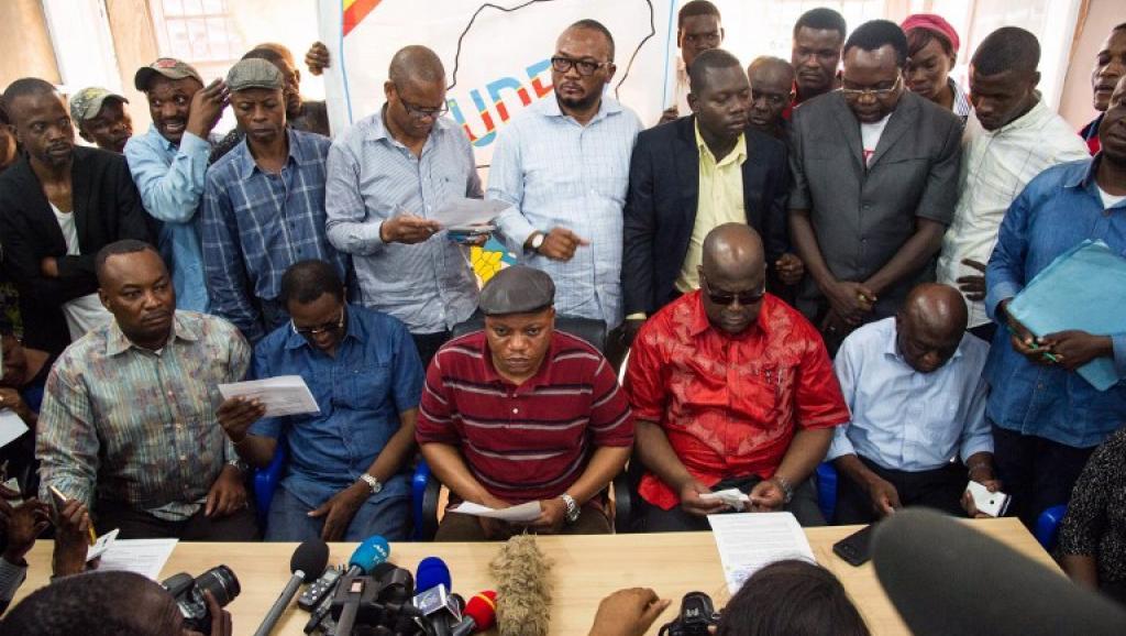 RDC: le duo Kabund-Kabuya suscite des tensions au sein de l'UDPS