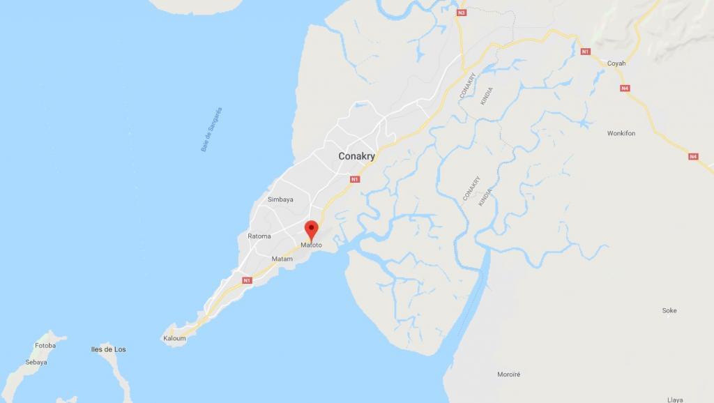 Guinée: inondations meurtrières dans un quartier de Conakry
