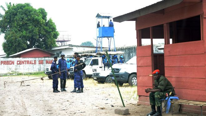 RDC : 45 miliciens transférés du Kasaï après des évasions