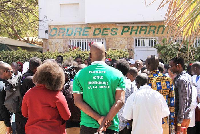 Fermeture de toutes les pharmacies du Sénégal le mercredi 22 mai