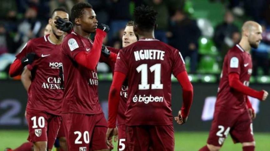 Trophées UNFP: Habib DIALLO et Opa NGUETTE dans l'equipe type de la Ligue 2