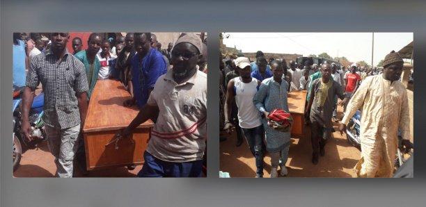Tamba: Bineta Camara repose au cimetière de Saré Guilèle