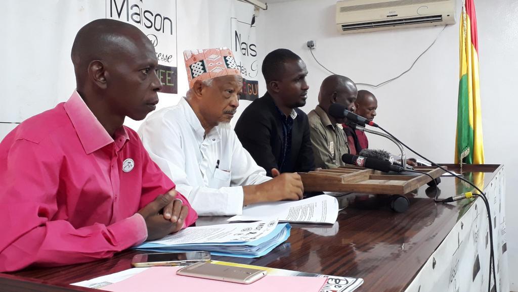 Nouvelle Constitution en Guinée: l'inquiétude des défenseurs des droits de l'homme