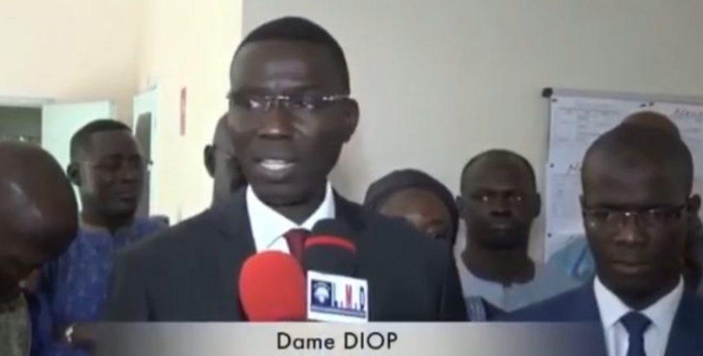 Le ministre de la Formation professionnelle Dame Diop hué au lycée Limamoulaye