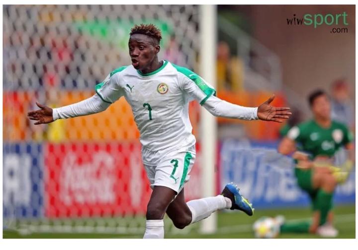 Mondial U20:  le Sénégal mène 2 à 0 à la mi-temps face à Tahiti