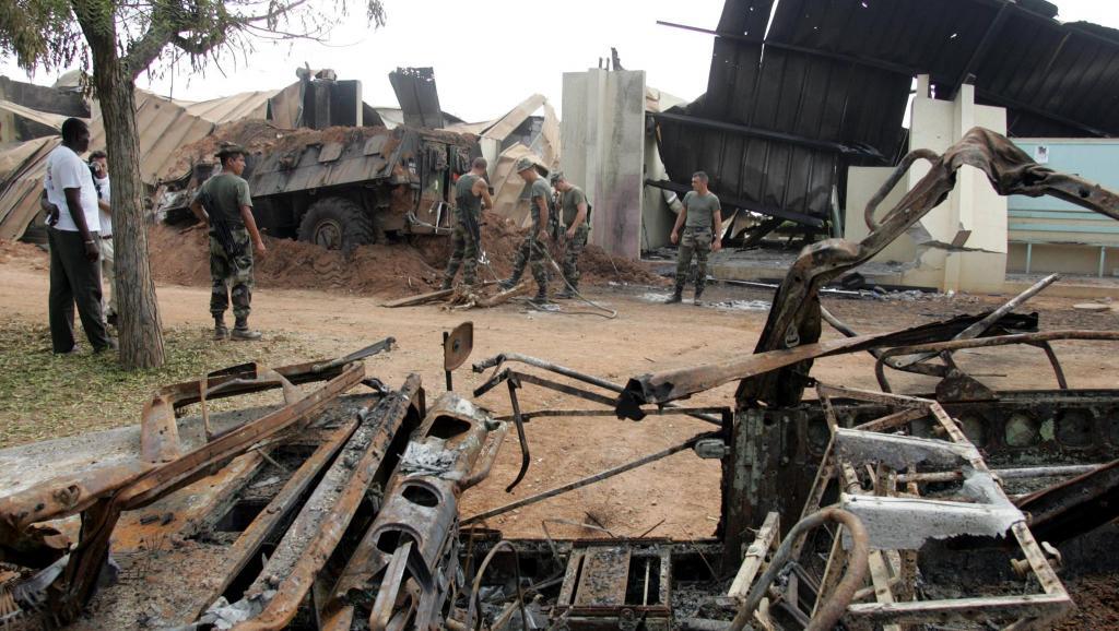 Bombardement de Bouaké en 2004: pas de poursuite en France contre 3 ministres