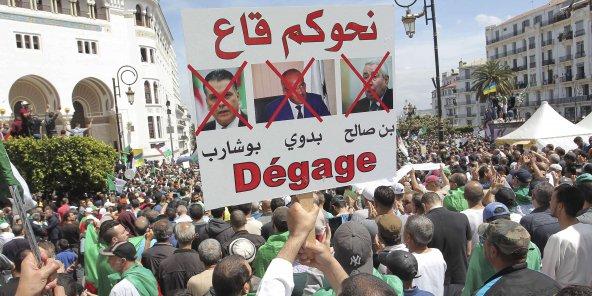 Présidentielle du 4 juillet en Algérie : vers un scrutin sans candidat ?