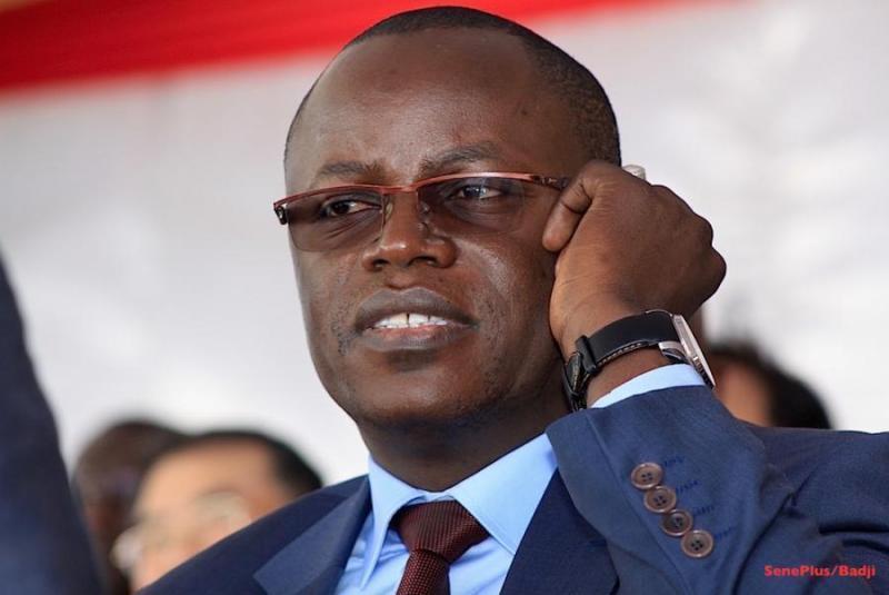 Finale de la Ligue des champions: le ministre des Sports va assister Sadio Mané