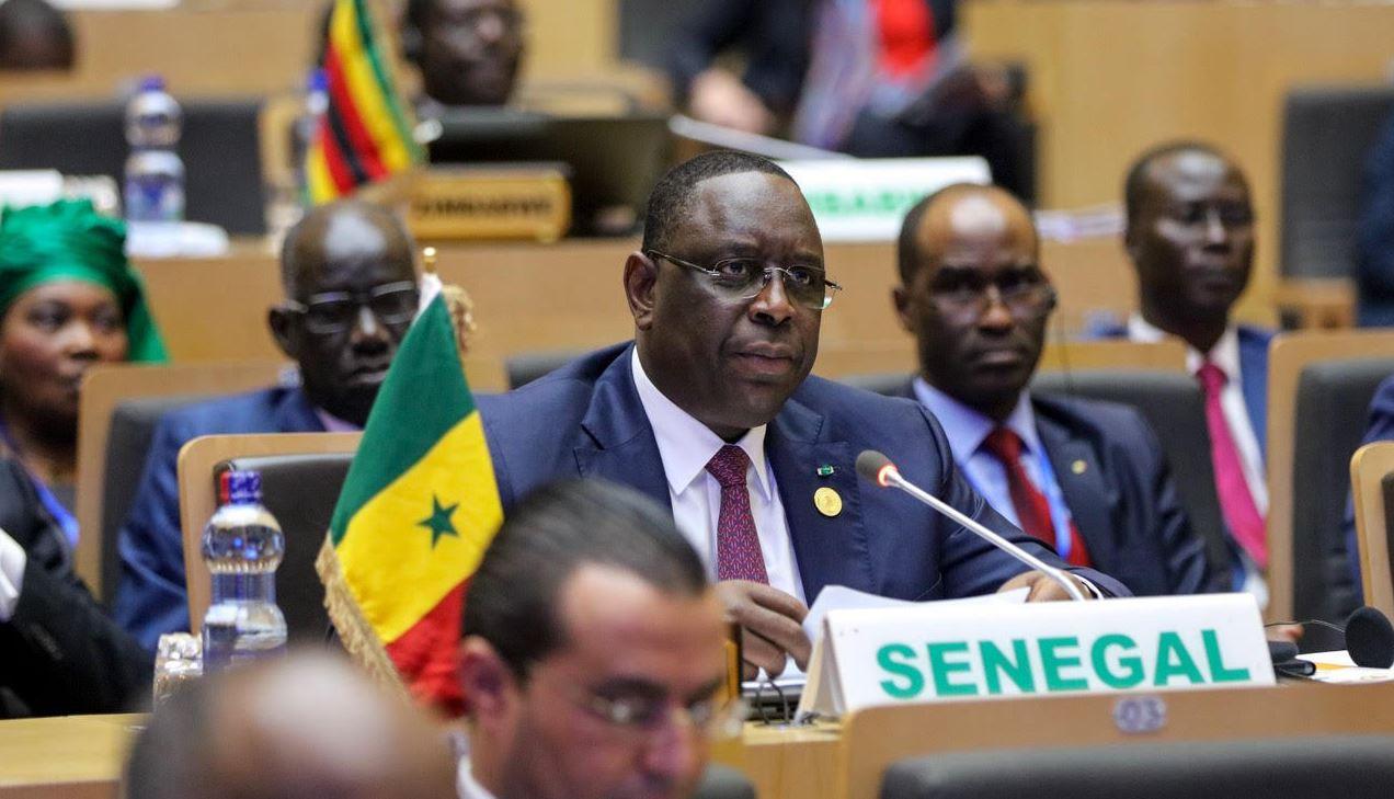 Célébration naissance de l'OUA: le Président Macky Sall aux pionniers du panafricanisme