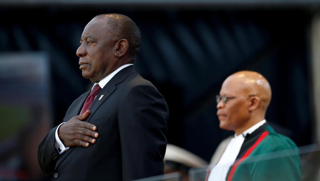 Afrique de Sud: discours consensuel d'investiture de Cyril Ramaphosa