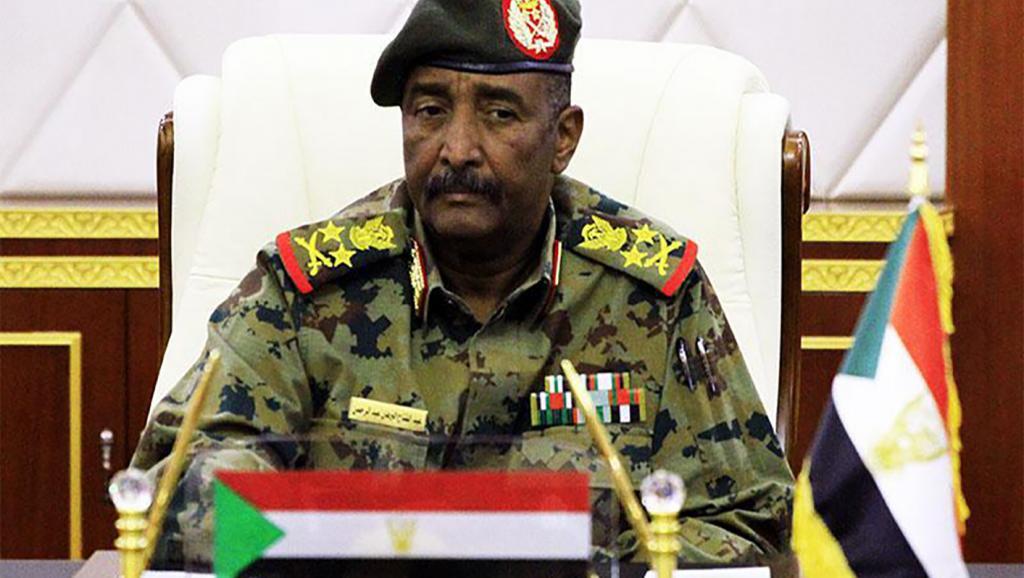 Soudan: le chef du Conseil militaire de transition en visite en Egypte
