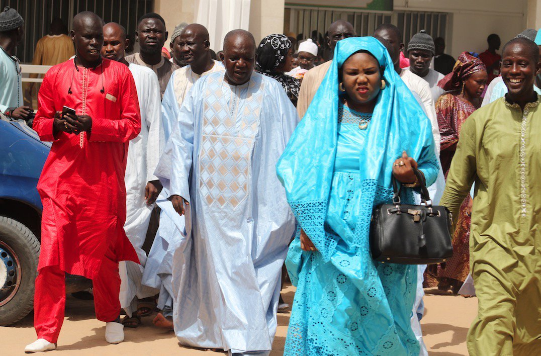 Dialogue national: Oumar Sarr aperçu au Palais... malgré le boycott du Pds