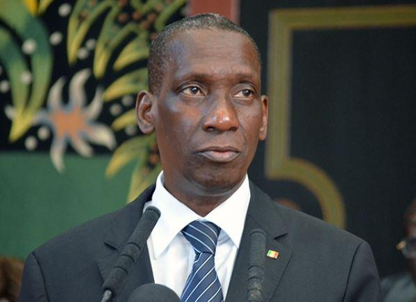 Mamadou Diop Decroix au dialogue national: «j'ai pas convoqué le débat sur le 3e mandat parce que vous même l'avez rejeté»